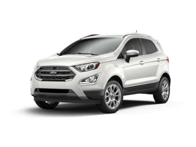 New 2018 Ford EcoSport Titanium Crossover Pottstown